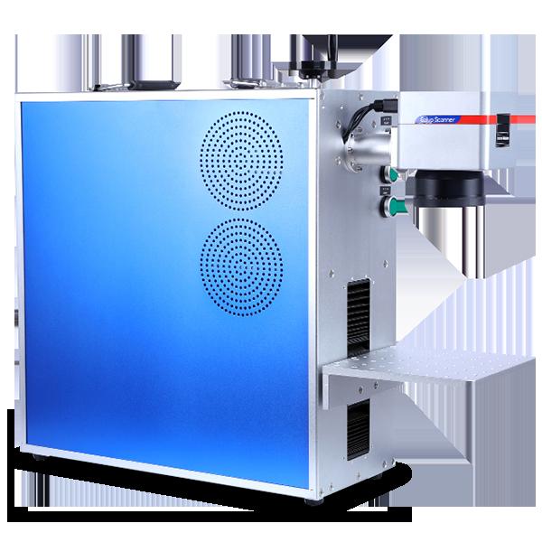 Machine de marquage laser, marqueur laser à fibres