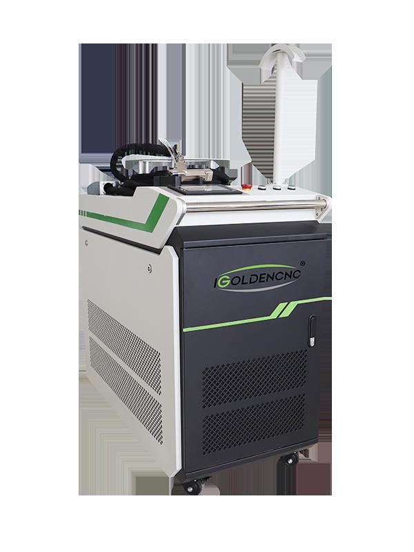 Machine de nettoyage au laser de poche IGCL